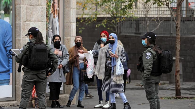 В Израиле утвердили тотальный карантин
