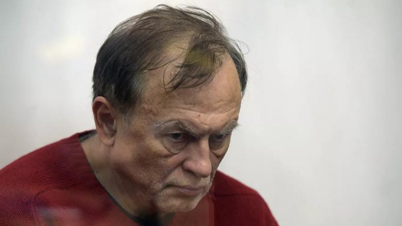 Суд в Петербурге приговорил историка Соколова к 12,5 года колонии