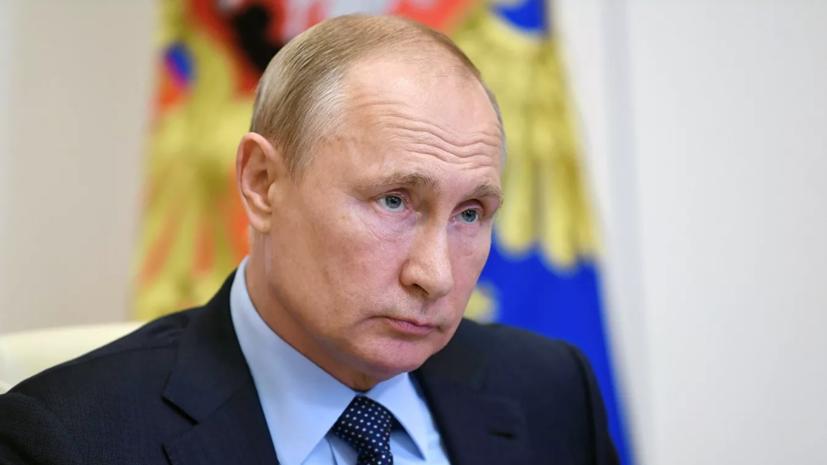 Путин предложил обсудить ситуацию в СНГ на совещании Совбеза