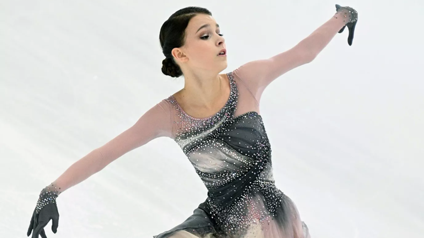 Щербакова надеется, что чемпионат мира по фигурному катанию не будет отменён