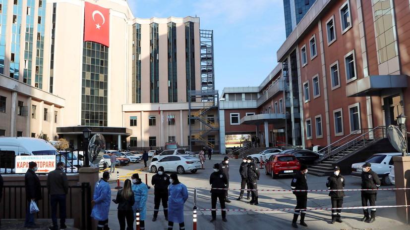 В Турции сообщили об изменении правил въезда