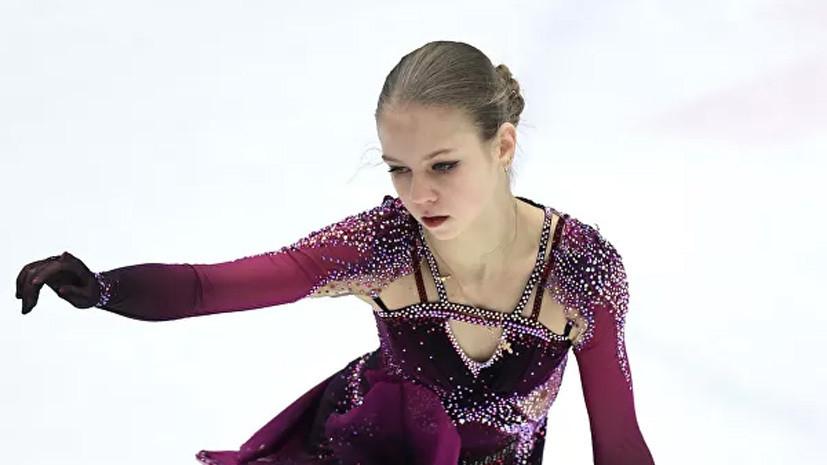 Бестемьянова высказалась о выступлении Трусовой в короткой программе на чемпионате России