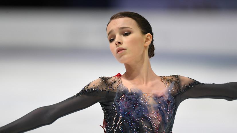 Жулин: главное, чтобы Щербакова не подорвала своё здоровье