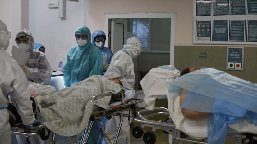 В Москве число вылечившихся от коронавируса составило около 600 тысяч