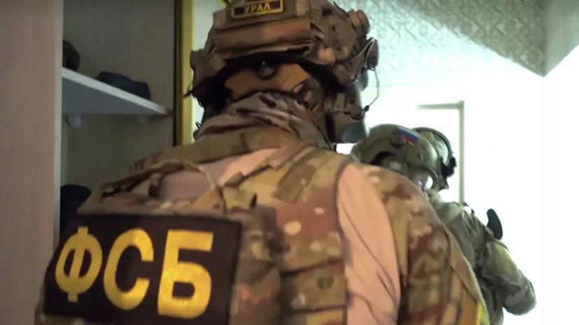 Опубликовано видео задержания готовивших теракт в Махачкале