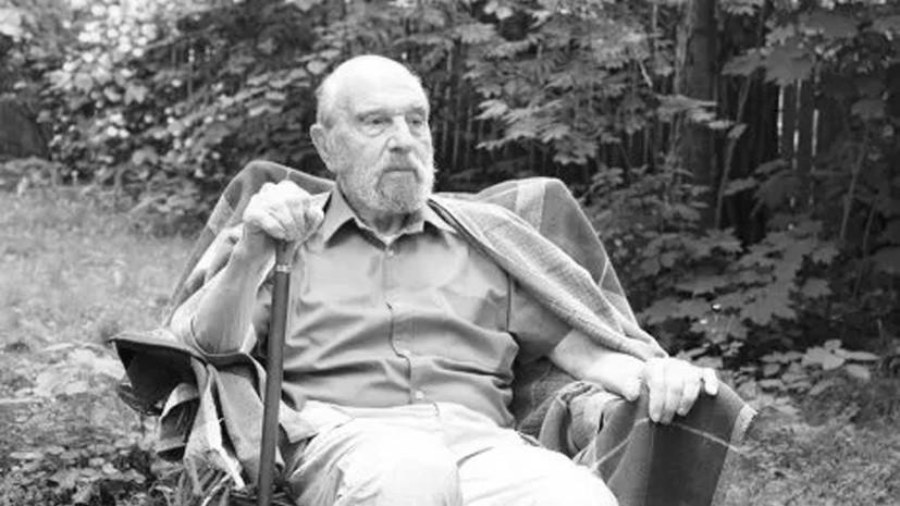 Умер легендарный советский разведчик, экс-офицер MI6 Джордж Блейк