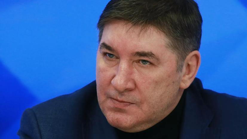 Кожевников — о поведении Зеграса в матче со сборной России: пускай американцы кричат