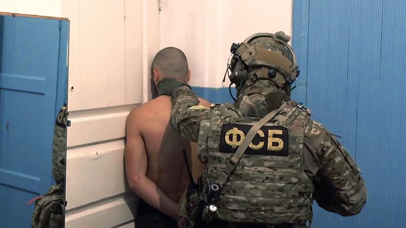 «В тайнике обнаружены оружие и большое количество боеприпасов»: ФСБ предотвратила теракт в Дагестане
