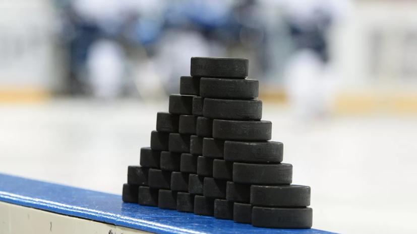 Матч КХЛ был прерван из-за отключения освещения на арене