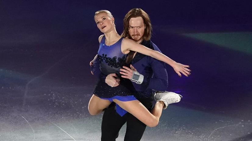 Тарасова и Морозов стали чемпионами России по фигурному катанию в парах