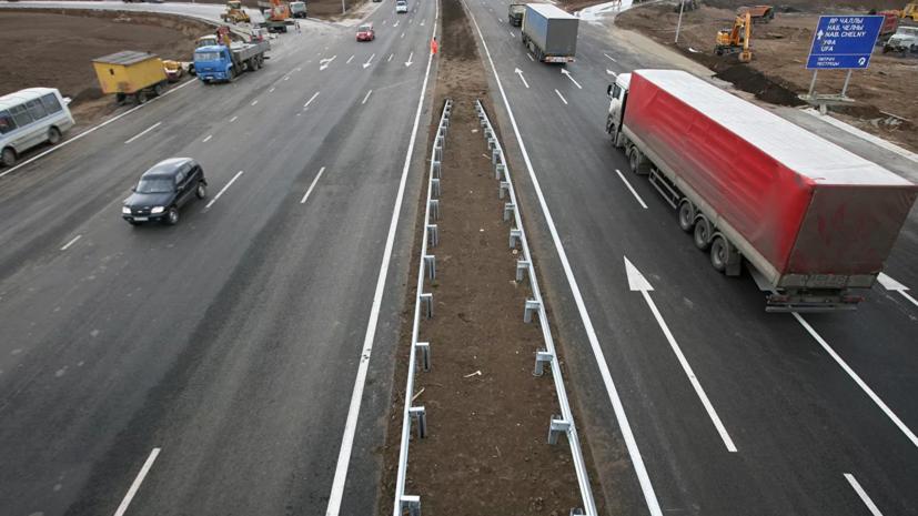 В Татарстане ограничили движение грузовиков и автобусов из-за непогоды