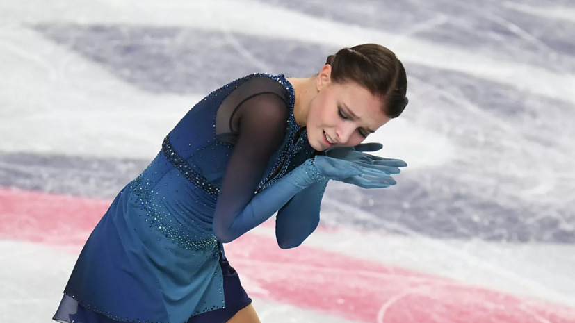 Щербакова первой после Слуцкой выиграла три чемпионата России подряд