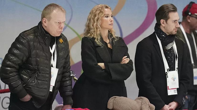 Глейхенгауз: понимал, что Щербакова не согласится сняться с чемпионата России
