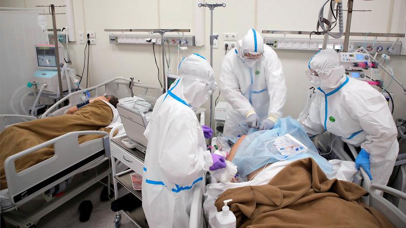 В Москве за сутки от коронавируса вылечились ещё 5063 человека
