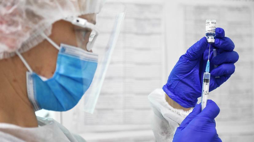 Москвичи старше 60 лет смогут записаться на вакцинацию от COVID-19 с 28 декабря