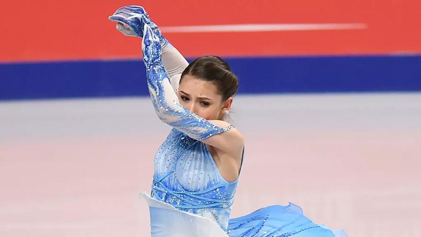 Тренер: Валиева сделала свои тулупы на такой высоте, что пятый оборот впору цеплять