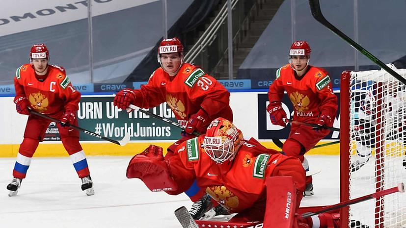 Плющев не считает, что у сборной России возникнут проблемы в матче с Чехией на МЧМ-2021