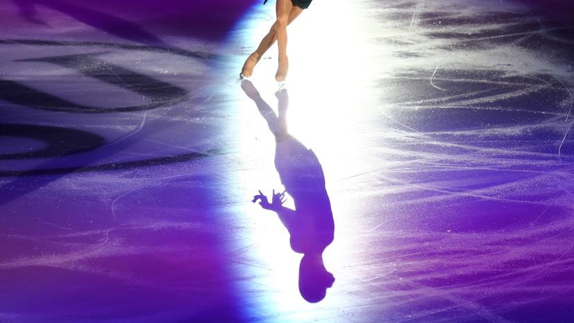 Шахрай признался, что был шокирован выступлениями фигуристок на чемпионате России