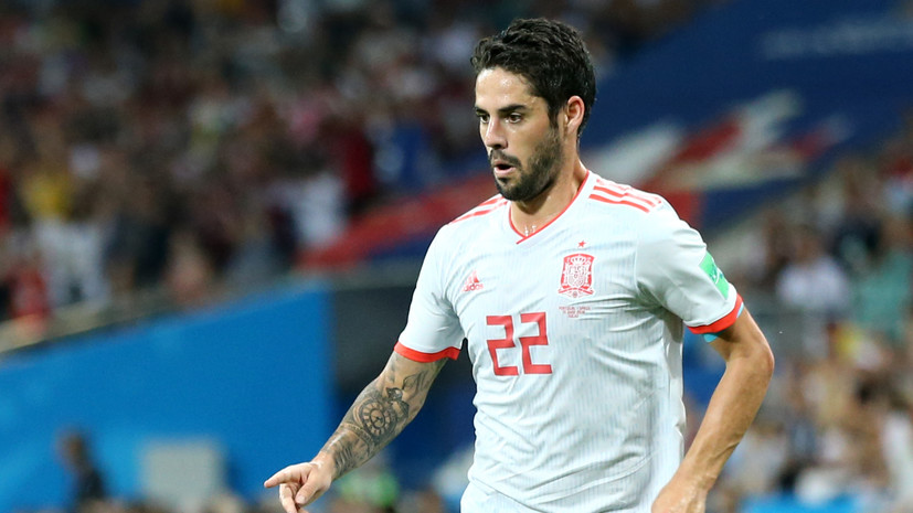 Источник: Иско попросил «Реал» выставить его на трансфер из-за конфликта с Рамосом