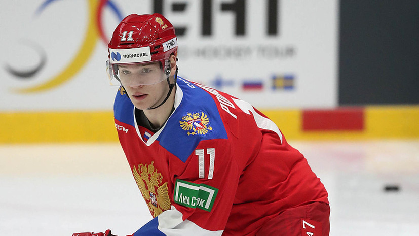 Сборная России уступает команде Чехии после второго периода на МЧМ-2021 по хоккею