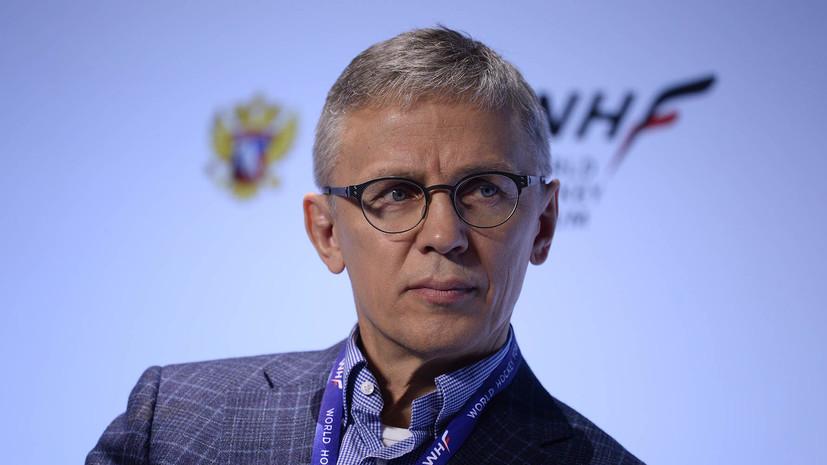 Ларионов обеспокоен отсутствием голов у сборной России в матче МЧМ с Чехией