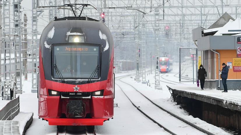 В Москве рассказали о работе транспорта в новогодние праздники