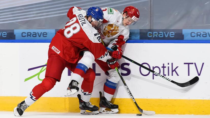 Хоккеист Ланг о матче с Россией: самым важным было блокировать броски, всё тело болит, но это ощущение победы