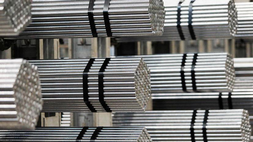 РБК: ФАС предложила ввести экспортные пошлины на стальную продукцию на полгода