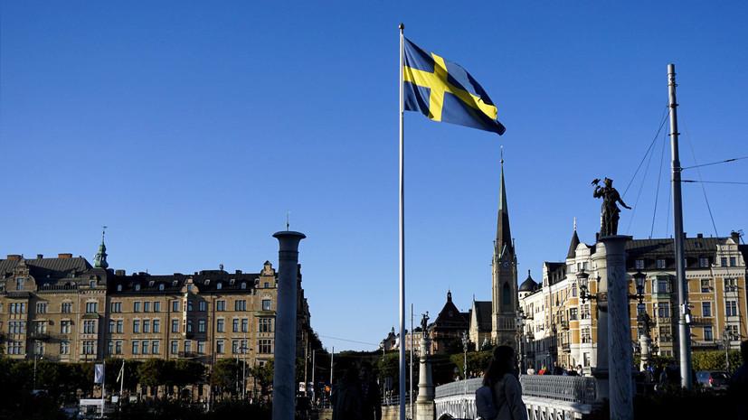 Джабаров оценил заявление главы МИД Швеции о «российской агрессии»