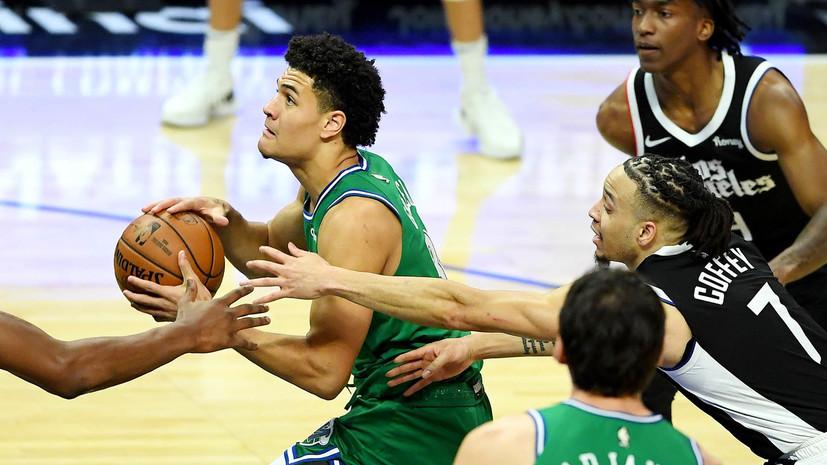 «Клипперс» потерпел самое крупное поражение за историю выступлений в НБА