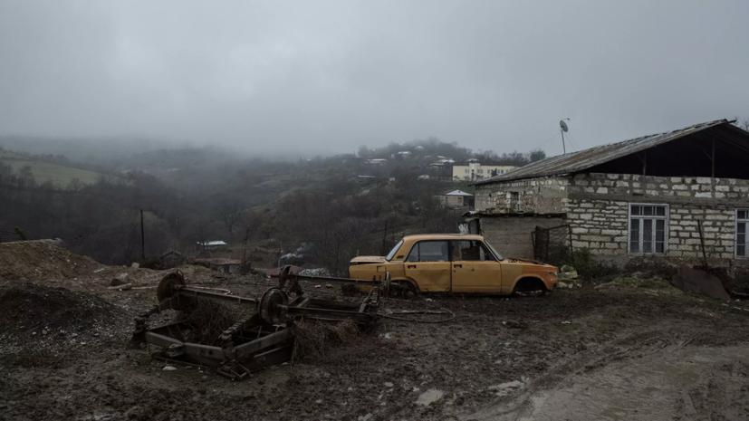 Минобороны Азербайджана сообщило о гибели военнослужащего