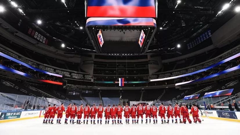 Житник: Ларионов в молодёжной сборной возрождает классический советский хоккей