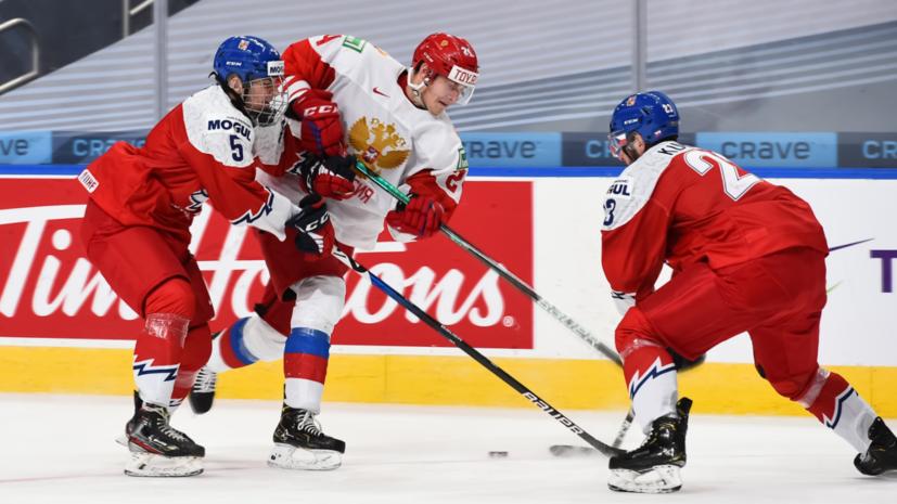 «Весь матч занимались академизмом»: что говорили после поражения сборной России от Чехии на МЧМ-2021 по хоккею