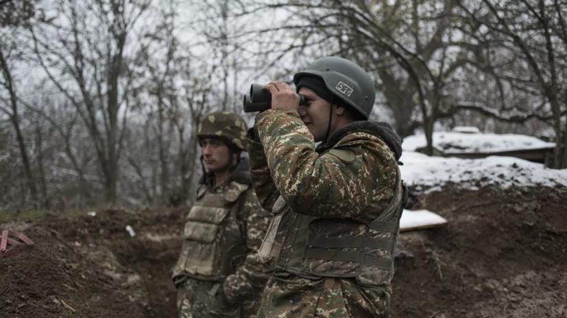 В Нагорном Карабахе прокомментировали заявление Минобороны Азербайджана
