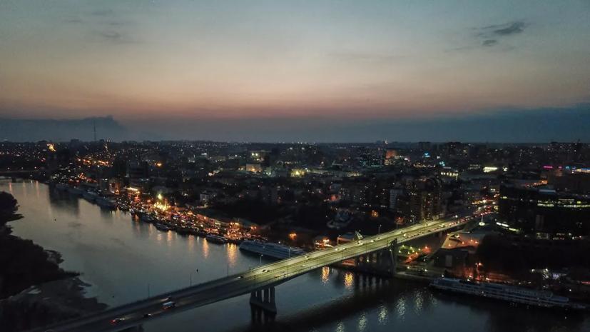 В Ростове-на-Дону в новогоднюю ночь ожидается -1 °С