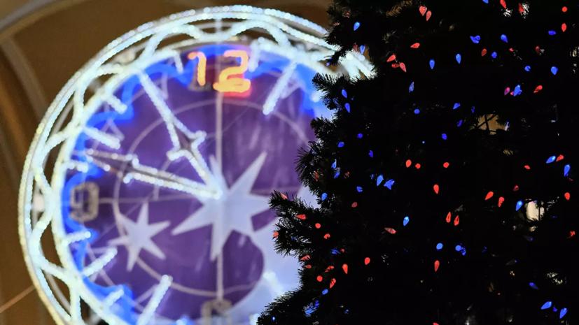 В России все регионы объявили 31 декабря выходным днём