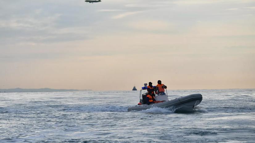 Эксперт прокомментировал ситуацию с судном «Онега»
