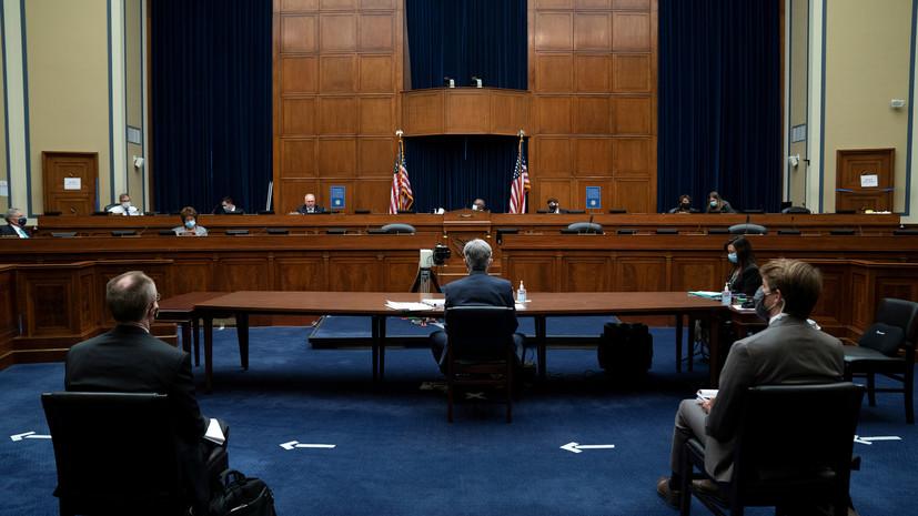 Палата представителей США поддержала увеличение выплат по COVID-19