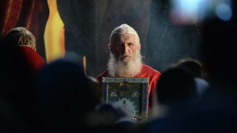 Бывший схимонах Сергий отказался признавать вину
