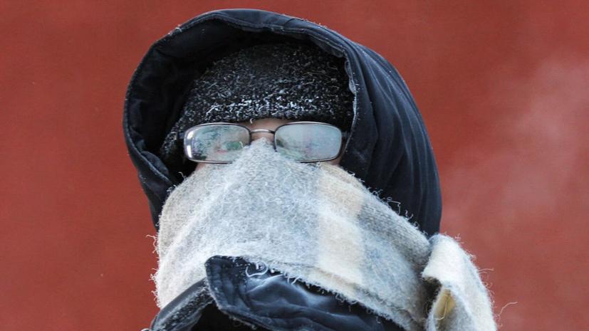 В Ижевске ожидается похолодание до -23 °С