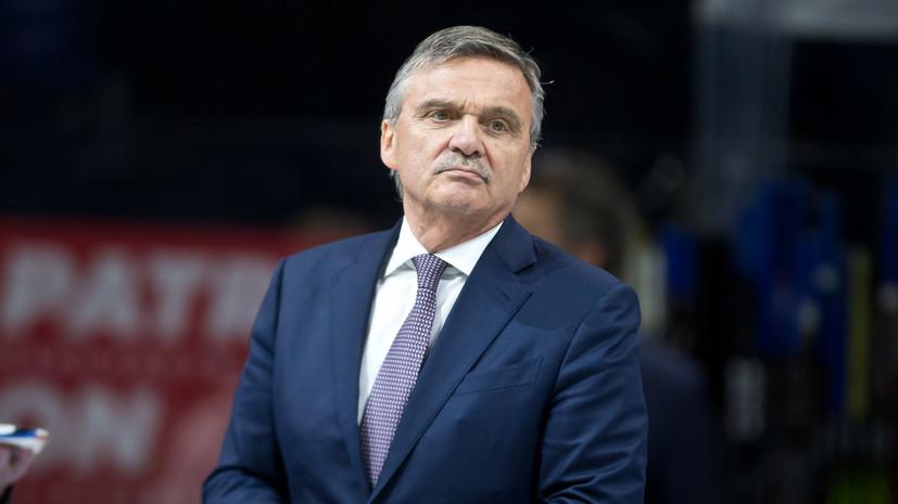Глава IIHF приедет в Минск для обсуждения вопроса ЧМ-2021 после 7 января