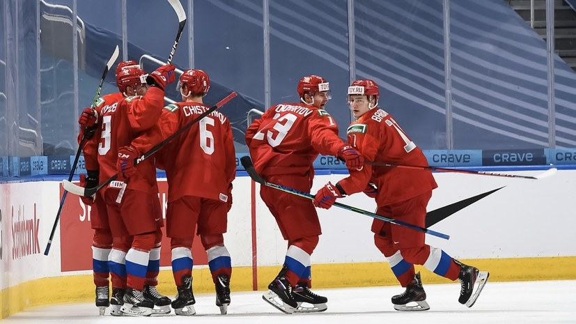 Каменский предположил, почему сборная России неровно стартовала на МЧМ-2021