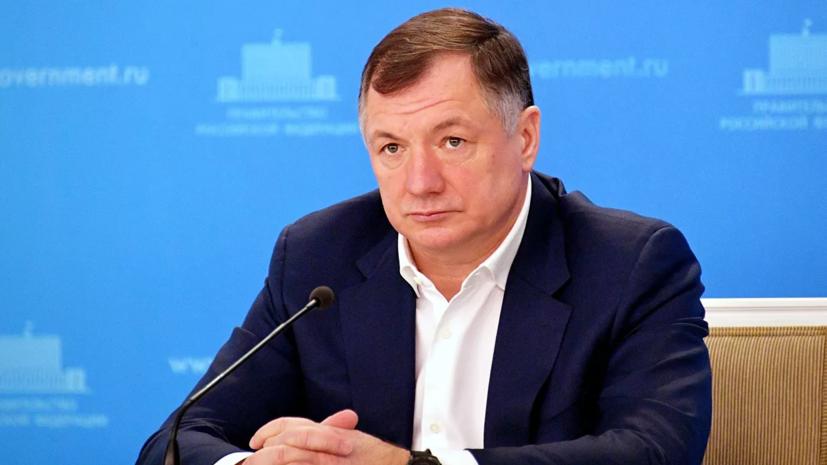 Хуснуллин сообщил о ходе обеспечения Крыма водой