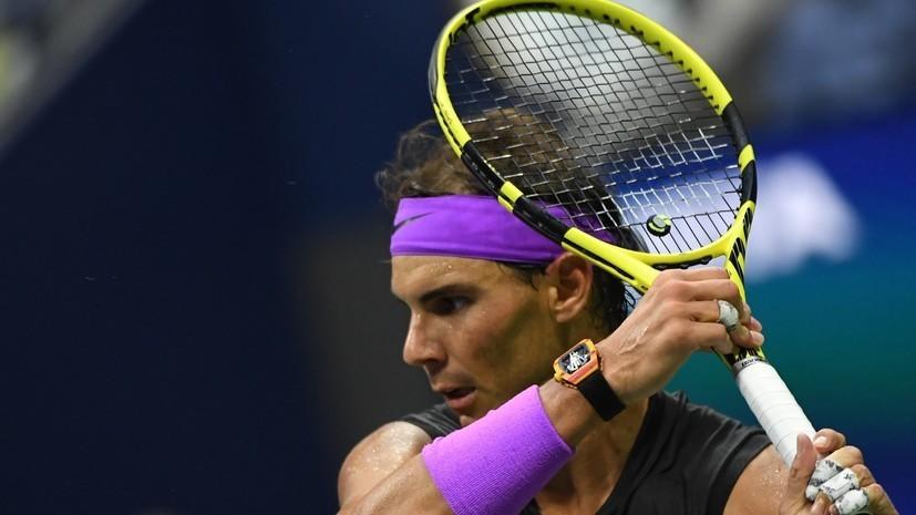 Федерера и Надаля переизбрали в совет игроков ATP