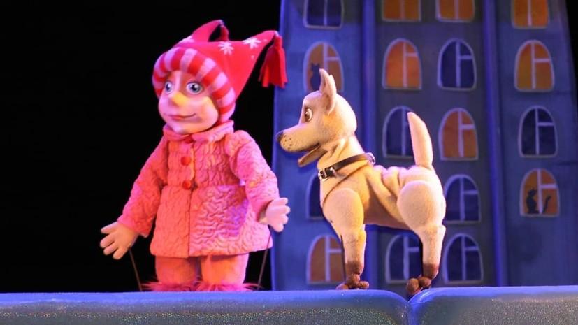 Ульяновский театр кукол возобновил работу после капремонта