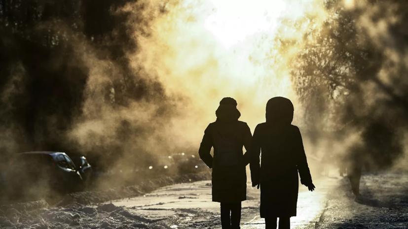 Спасатели предупредили об аномальных морозах на юге Тюменской области