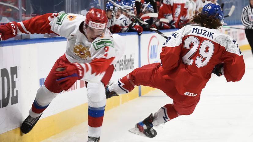 Матыцин оценил игру сборной России по хоккею на МЧМ