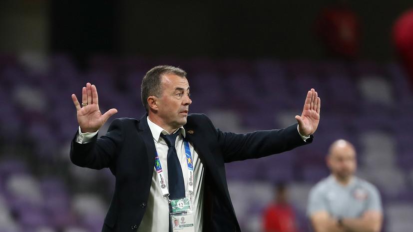 Бывший тренер «Динамо» возглавил сборную Черногории