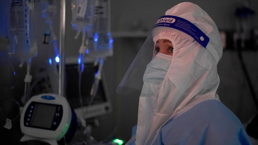 В США умер болевший коронавирусом сенатор