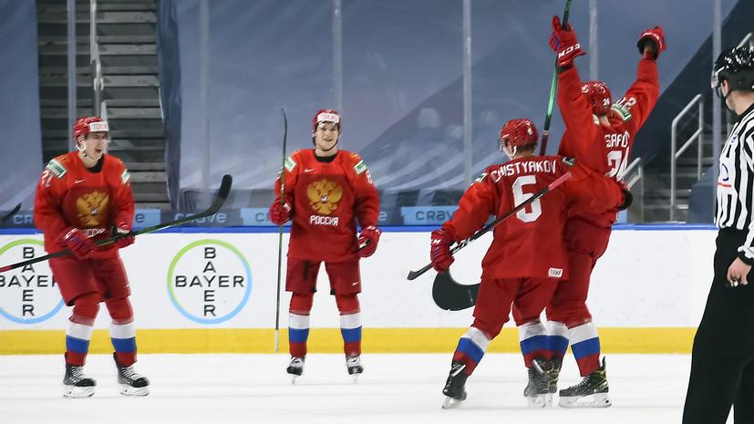 Ларионов после матча с Австрией на МЧМ заявил, что сборная России может играть ещё лучше